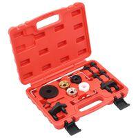 vidaXL Motoreinstellwerkzeug-Set für VAG