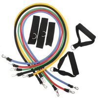 11 Widerstandsbänder Für Fitnessübungen,