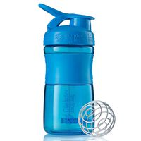 BlenderBottle Shaker SportMixer 590 ml Cyan