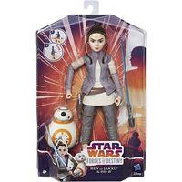 Star Wars Forces of Destiny: Rey und BB-8, Puppe 28 cm