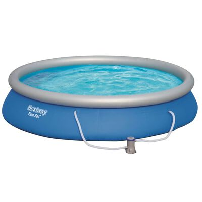 Bestway Swimmingpool-Set Fast Set 457x84 cm 57321,