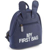 CHILDHOME Kinderrucksack My First Bag Marineblau