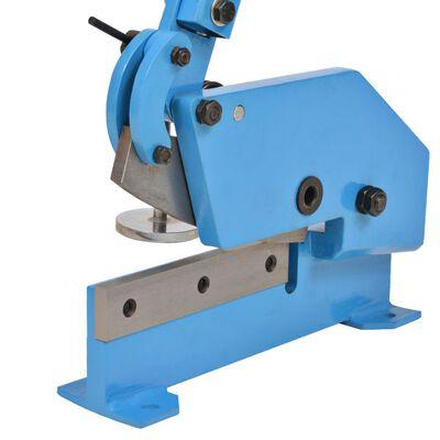 vidaXL Handhebelschere 200 mm Blau
