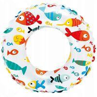 Intex, Schwimmring - Fisch - 51 Cm