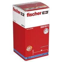 Fischer 25-tlg. Kippdübel-Set Nylon DUOTEC 10 S