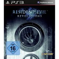 Resident Evil - Revelations - [PlayStation 3]