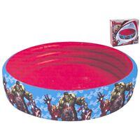 Kinderbecken Marvel Avengers - Aufblasbarer Pool - 100x30cm