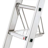 Hailo Hängende Leiterstufe Stahl 9950-001