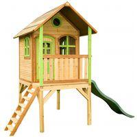 AXI Kinder Spielhaus aus Holz Laura