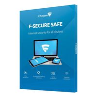 F-secure 100er Pack Safe 1 Jahr, 3 Stück, Lizenzkarte