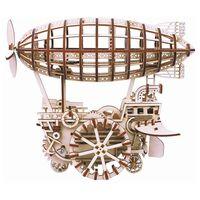 Robotime Mechanisches Modell Airship Plane