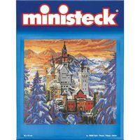 Ministeck - Lock Neuschwanstein – 10000st - Mosaiksteine