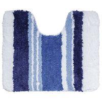 436896 Sealskin Toilettenvorleger Soffice 50 x 60 cm Blau
