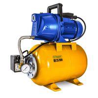 Elpumps Hauswasserwerk, 900 W, 3,700 l/h, 4,2 bar, 25 L (VB 25/900)