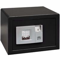 BURG-WÄCHTER Heim-Tresor Safe mit Fingerscan PointSafe P 2 E