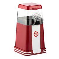 Heißluft-popcorn-maschine - Rot