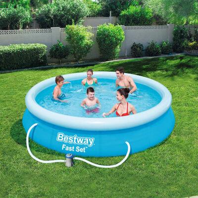 Bestway Swimmingpool-Set Fast Set 366x76 cm 57274,