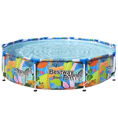 Bestway Pool Steel Pro Rahmen 305×66 cm ,