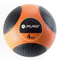 Pure2Improve Medizinball 4 kg Orange