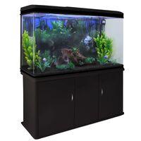 300 Liter Heimaquarium Aquarium mit Unterschrank Aquariumkobination