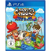 Harvest Moon Mad Dash [Playstation 4]