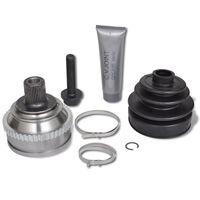 vidaXL 7-tlg. Gelenksatz Antriebswelle Radseitig für VW
