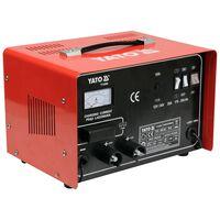 YATO Batterieladegerät 12/24 V 25 A 230 V