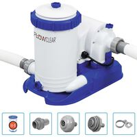 Bestway Flowclear Pool-Filterpumpe 9463 L/h
