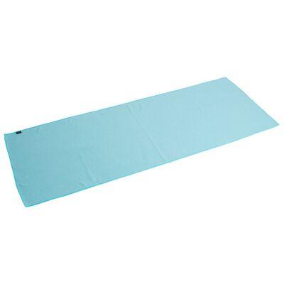 Pure2Improve Yogatuch Rutschfest Blau