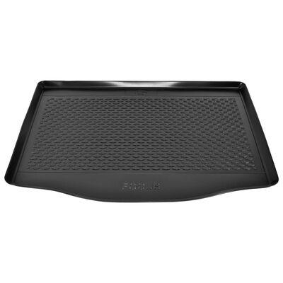 vidaXL Kofferraummatte für Ford Focus III Hatchback (2011-2018) Gummi