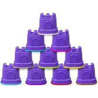Kinetic Sand 10er Packung Burg-Behälter