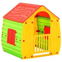 vidaXL Kinderspielhaus 102x90x109 cm