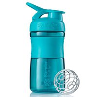 BlenderBottle Shaker SportMixer 590 ml Türkis