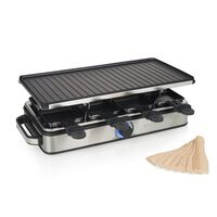 Princess 8-Personen-Raclette-Grill Deluxe 1400 W