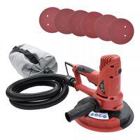 vidaXL Trockenbau-Schleifmaschine mit Vakuumfunktion 710 W