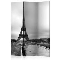 3-teiliges Paravent - Paris: Eiffel Tower  - 135x172 cm