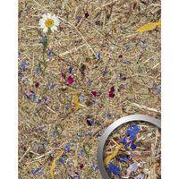 Wallface Al-11005-sa Wandpaneel Echte Alpine Blumen Und Gräser Braun