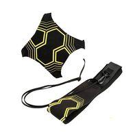 Elastischer Trainingsgurt Für Fußball Gelb / Schwarz