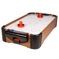 Van der Meulen Airhockey Tischspiel-Set 51x30,5x10 cm