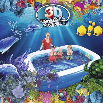 Bestway Planschbecken Unterwasserwelt 54177,