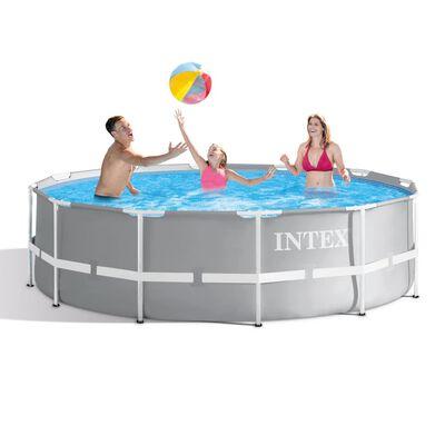 Intex Prism Frame Swimmingpool-Set 366 x 99 cm 26716GN,