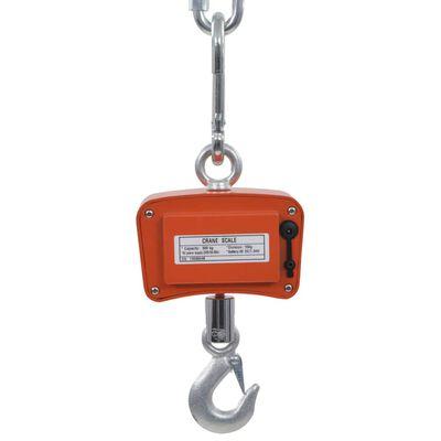 vidaXL Elektronische Kranwaage 300 kg