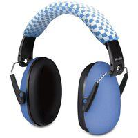 Alecto Gehörschutz für Babys und Kleinkinder BV-71BW Blau und Schwarz
