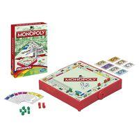 Hasbro Spiel Monopoly Reisespiel