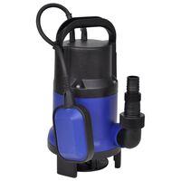 Elektrische Garten-Schmutzwasser-Tauchpumpe 400 W