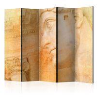 5-teiliges Paravent - Greek God II  - 225x172 cm