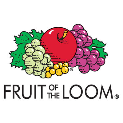 Fruit of the Loom Original T-Shirts 10 Stk. Weiß 3XL Baumwolle