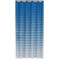 Sealskin Duschvorhang Speckles 180 cm Blau 233601323