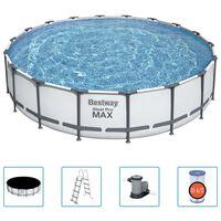 Bestway Steel Pro MAX Swimmingpool-Set 549x122 cm