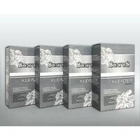 Profhome 300-12-4 Kleister Für Vliestapeten Weiß